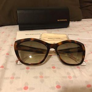 Balenciaga Paris Sunglasses